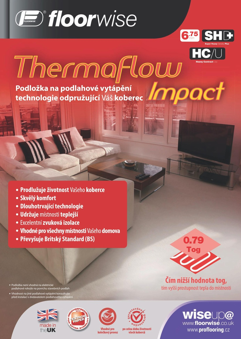 Floorwise Thermaflow Impact